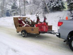 Santa Claus Parade 2011